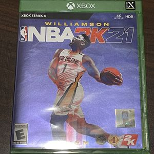 NBA 2K21 For Xbox Series X Only for Sale in Schaumburg, IL