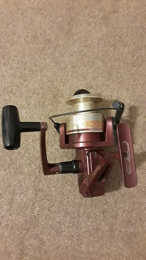 Fishing reel Quantum XR6 Long Strocke (price firm!!) for Sale in Riverside, CA