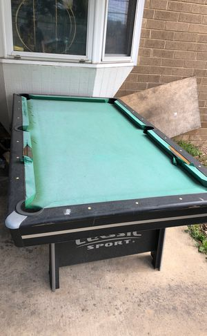 Pool table for Sale in Arlington, VA