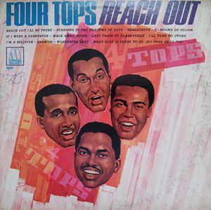 Four Tops - Reach Out for Sale in Salisbury, MD