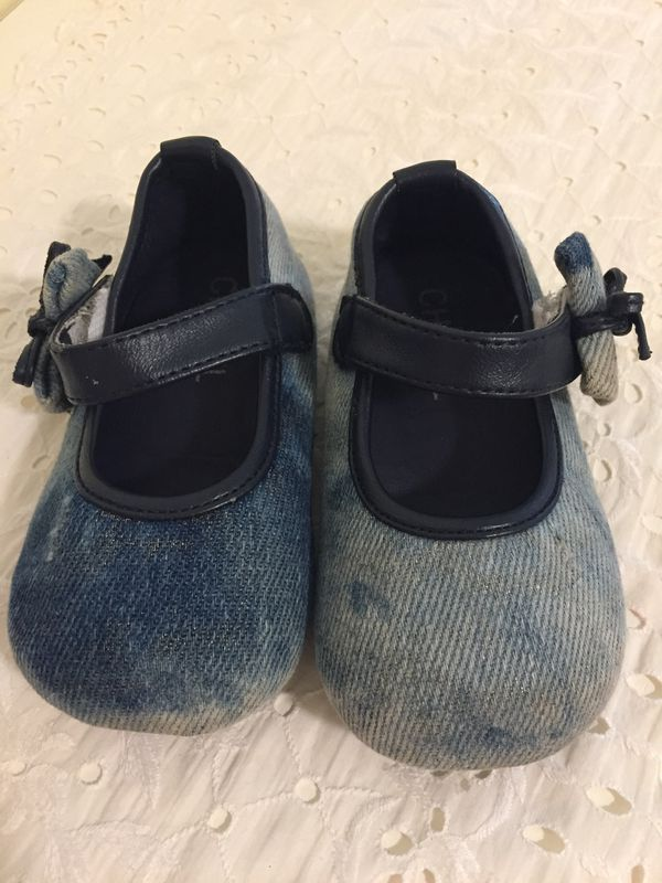 Very chic baby girl shoes