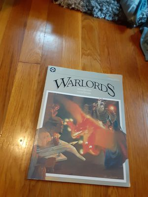 Warlords graphic novel for Sale in Blackstone, MA