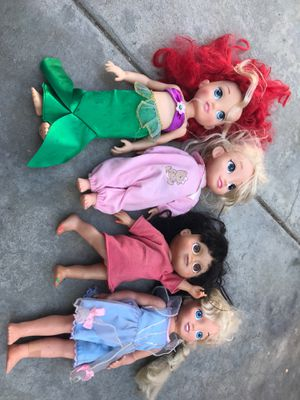 Disney dolls for Sale in Norwalk, CA