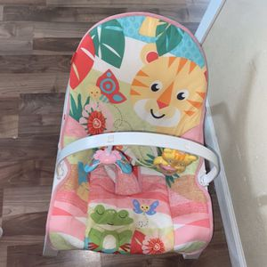 Baby Girl Infant To Toddler Rocking Chair for Sale in Oklahoma City, OK