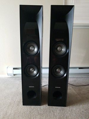Samsung Bluetooth Home Theater Speakers for Sale in Kirkland, WA