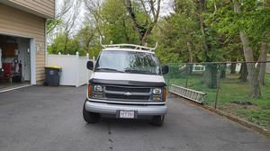02 Chevy Express cargo van for Sale in Somerset, MA