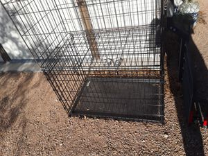 Two large dog kennels for Sale in Las Vegas, NV