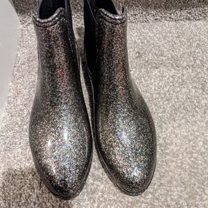 Sparky Metallic Rain Boots By Report Size 6.5 for Sale in Kirkland, WA