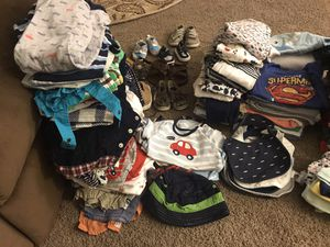 NB 3 months 6 months 9 months 12-18 months boys for Sale in San Ramon, CA