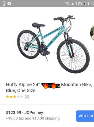 "18 speed max mountain bike 24"" mens bike for Sale in Ruskin, FL"
