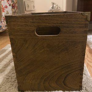 File Cabinet Box for Sale in Tacoma, WA