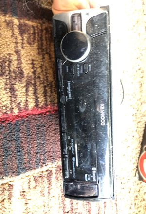 Kenwood Bluetooth stereo/CD receiver for Sale in Denver, CO