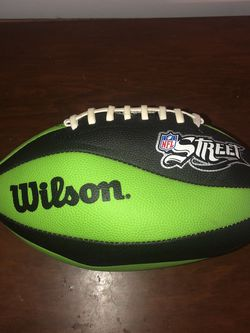 Green And Black Wilson Street Football for Sale in Raleigh,  NC