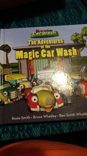 Magic car wash for Sale in Houston, TX