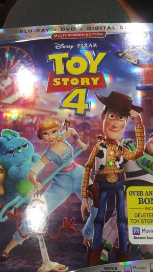 Toy story 4 brand new for Sale in Chicago, IL