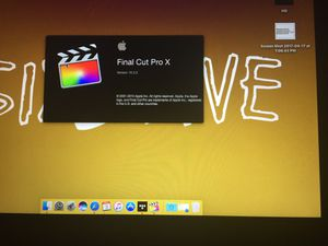 Final Cut Pro for Sale in Baltimore, MD