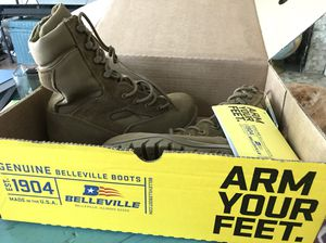 Belleville steel toe boots-brand new for Sale in Columbus, OH