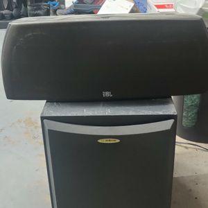 velodyne subwoofer & Jbl Center Speaker for Sale in San Diego, CA