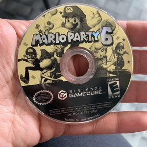 Mario Party 6 GameCube for Sale in Yonkers, NY