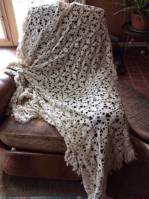 Antique Crocheted Throws (3) for Sale in Leesburg, VA