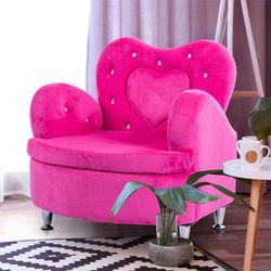 Soft Velvet Armrest Couch Toddler Sofa for Sale in City of Industry,  CA