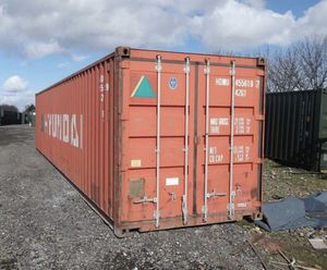 40' SD Used Portable Shipping Containers for Sale in Kingsport, TN
