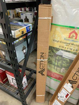 Garage Door Brush Weather Seal with Aluminum Retainer for Sale in Phoenix, AZ