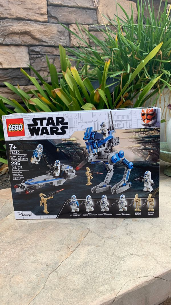 LEGO Star Wars Set 75280 501st BattlePack