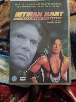 Hitman HART WRESTLING WITH SHADOWS DVD for Sale in Chicago,  IL