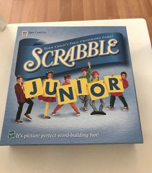 Scrabble Junior Game!! for Sale in Las Vegas, NV