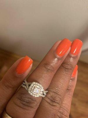 Diamond engagement ring for Sale in Detroit, MI