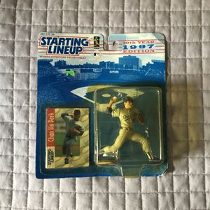 1997 Los Angeles Dodgers Chan Ho Park Kenner Brand New Toy for Sale in Culver City, CA