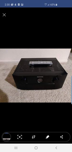Marantz SR 7008 Dolby 9.2 channel for Sale in South San Francisco, CA