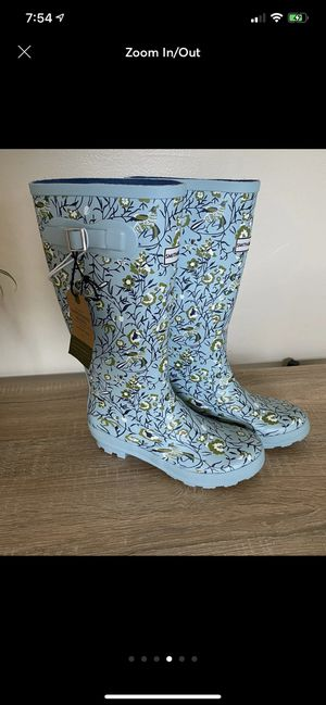 Rain/gardening boots for Sale in Parma, OH