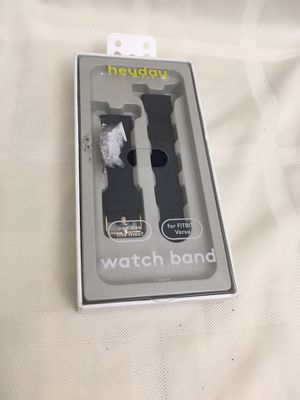 heyday fitbit versa band navy for Sale in Raleigh, NC