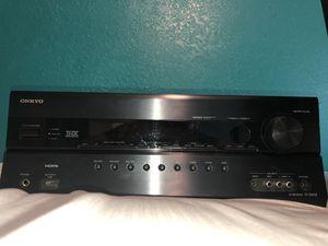 ONKYO AV Receiver TX-SR608 for Sale in Homestead, FL