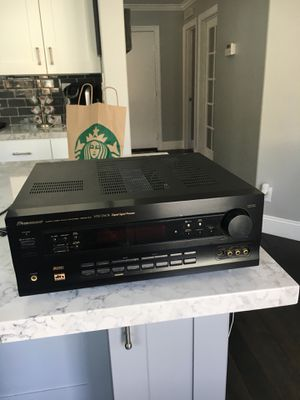 Pioneer Elite receiver- VSX- D608 for Sale in Trabuco Canyon, CA