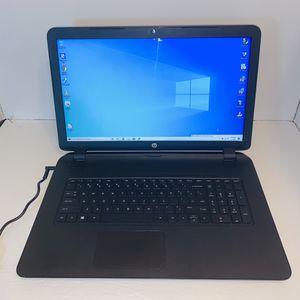 HP 17-p121wm for Sale in Chula Vista, CA