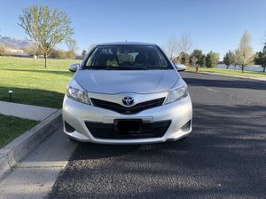 2013 Toyota Yaris (VERY LOW MILLAGE!!!!) for Sale in San Diego, CA