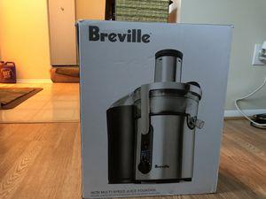 Breville Juice fountain for Sale in Lake Ridge, VA