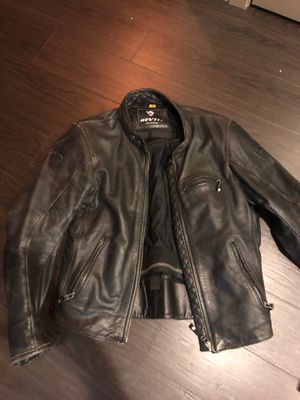 Motorcycle Leather jacket for Sale in Portland, OR