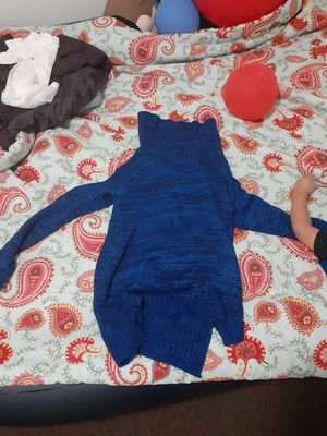 Turtle neck tunic for Sale in Palmdale, CA
