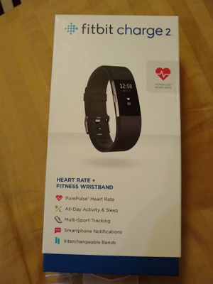 Fitbit charge 2 alongwith brand new band for Sale in West Jordan, UT