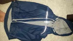 Old Navy boys rain jacket blue sz 5 for Sale in NC, US