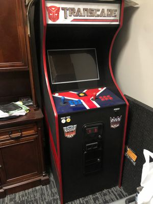 Custom built arcade game for Sale in El Cajon, CA
