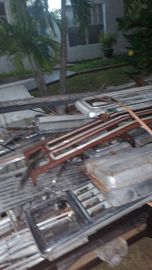 60s,70s, car parts and truck parts for Sale in Homestead, FL