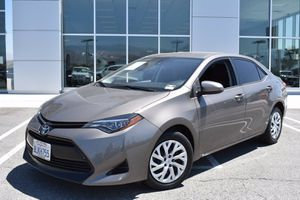 2018 Toyota Corolla for Sale in Indio, CA