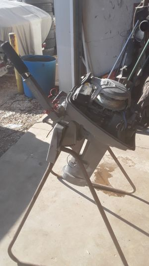 Yamaha 6hp outboard motor for Sale in Leland, IL