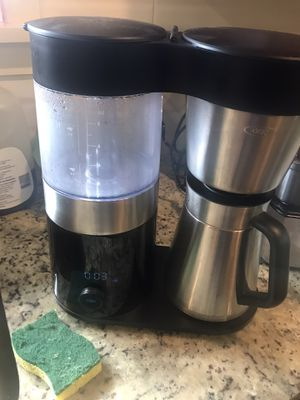 OXO Brew 9 Cup Coffee Maker--Wirecutter Pick for Best Coffee Maker for Sale in Seattle, WA