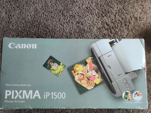 New Canon PIXMA IP1500 Digital Photo Inkjet Printer Brand New for Sale in Chandler, AZ